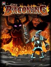 Carátula de DeathSpank: The Baconing - Xbox 360