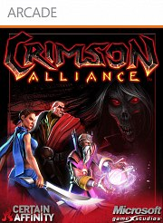 Carátula de Crimson Alliance - Xbox 360