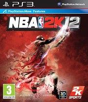 NBA 2K12 PS3