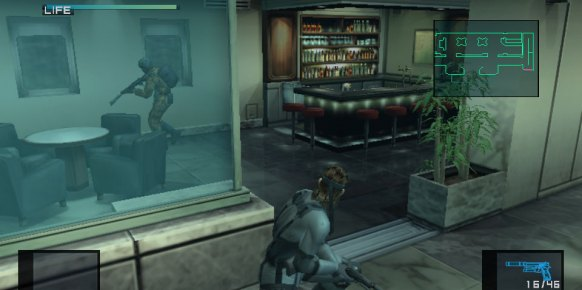 Metal Gear Solid HD Collection an�lisis