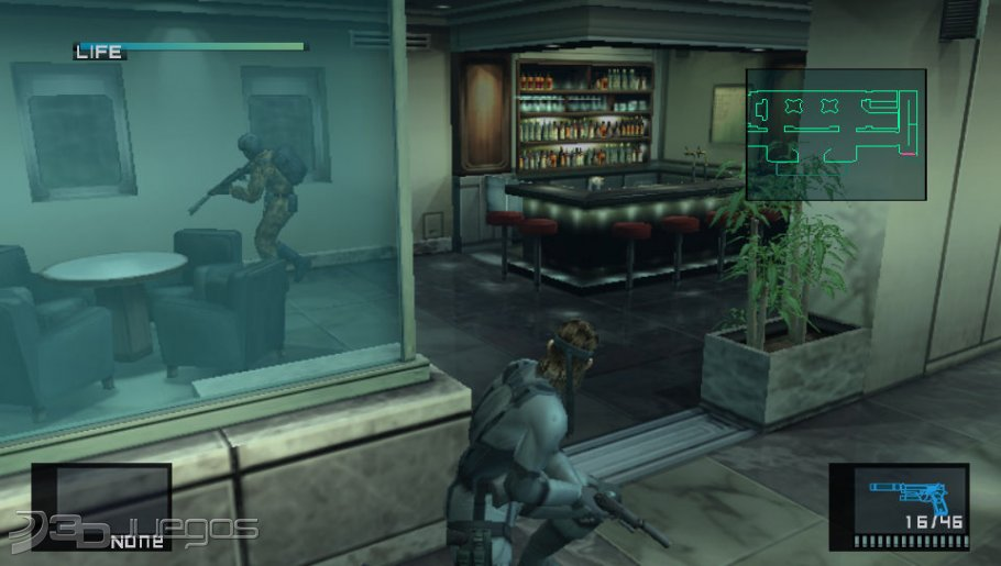 Metal Gear Solid HD Collection - An�lisis
