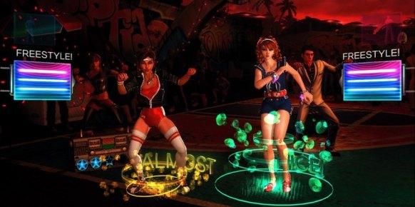 Dance Central 2 an�lisis