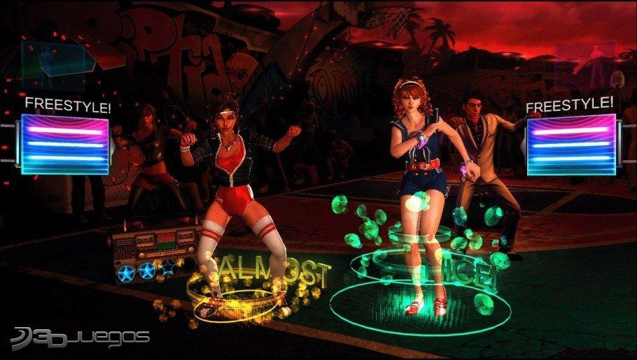 Dance Central 2 - An�lisis