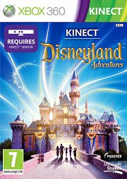 Carátula de Kinect Disneyland Adventures - Xbox 360