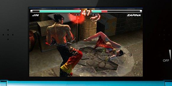 Tekken 3D Prime Edition análisis