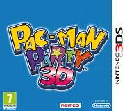 Carátula de Pac-Man Party 3D - 3DS