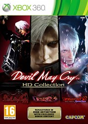 Devil May Cry HD Collection Xbox 360