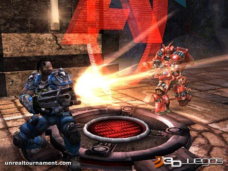 unreal tournament 2004 gratisjuegos