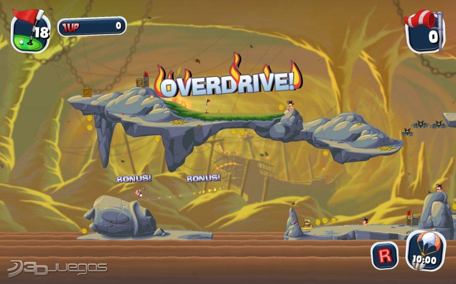 Imagen Worms Crazy Golf (PS3)