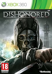 Carátula de Dishonored - Xbox 360