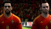 FIFA 13: Gameplay: Todos con la Roja