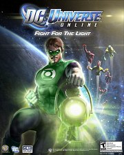 Carátula de DC Universe: Fight for the Light - PC