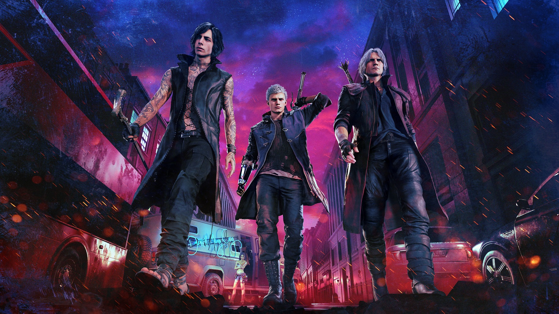 Devil May Cry 5 descarta los DLC de pago