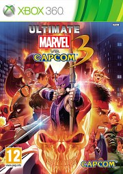 Carátula de Ultimate Marvel vs. Capcom 3 - Xbox 360