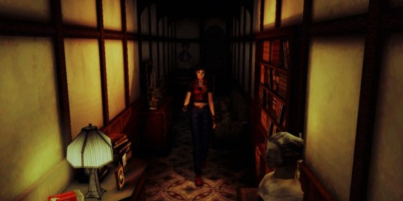 Resident Evil Code Veronica HD (PlayStation 3)