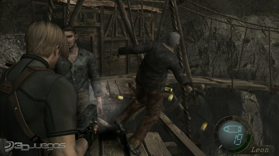 Imagenes Resident Evil 4 HD  XBOX 360