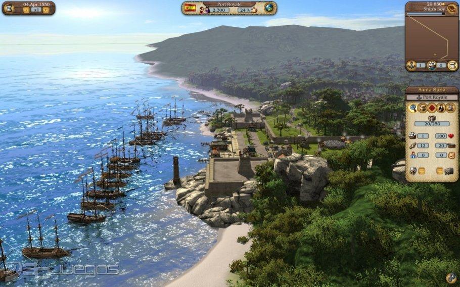 Imagenes XBOX 360 Port Royal 3 Descargar