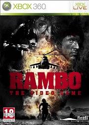 Carátula de Rambo - Xbox 360