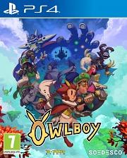 Carátula de Owlboy - PS4