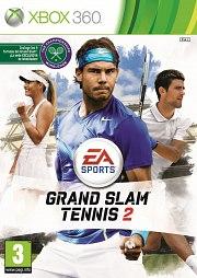 Carátula de Grand Slam Tennis 2 - Xbox 360
