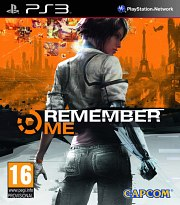 Carátula de Remember Me - PS3