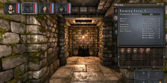 Legend of Grimrock PC