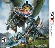 Carátula de Monster Hunter 3 Ultimate - 3DS