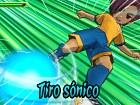Pantalla Inazuma Eleven GO: Luz / Sombra