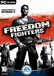Carátula de Freedom Fighters - PC