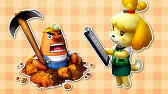 Monster Hunter 4: ¡Camarada Animal Crossing!