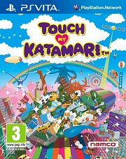 Carátula de Touch My Katamari - Vita