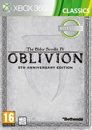 Oblivion Edición 5º Aniversario Xbox 360