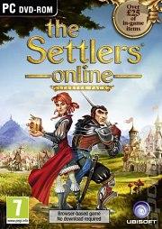 Carátula de The Settlers Online - Web