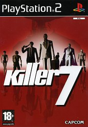 Carátula de Killer 7 - PS2