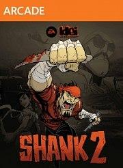 Carátula de Shank 2 - Xbox 360