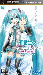Hatsune Miku: Project Diva Extend