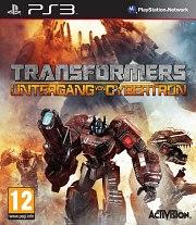 Carátula de Transformers: La Caída de Cybertron - PS3