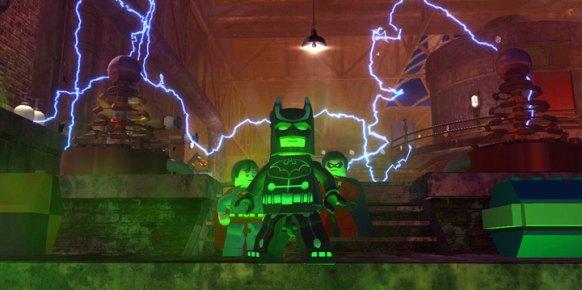 Lego Batman 2: Lego Batman 2: Primer contacto