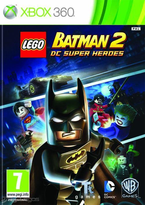 Lego Batman 2 Dc Super Heroes Para Xbox 360 3djuegos