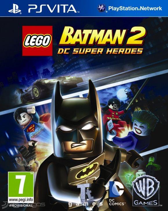 Dc Heroes Super Para Batman 2 Vita Lego QrCtshd