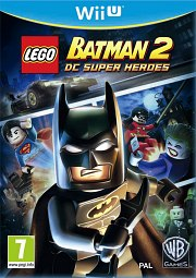 Carátula de Lego Batman 2 - Wii U