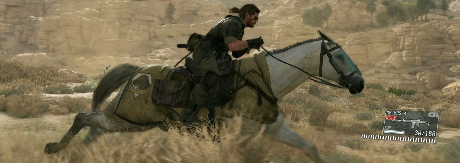 Metal Gear Solid 5 PS4