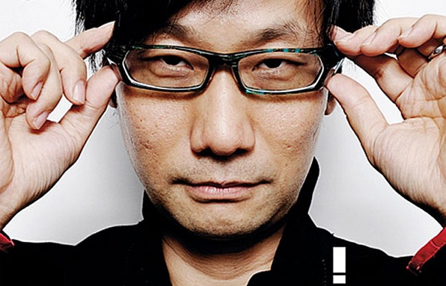 Hideo Kojima, creador de la saga Metal Gear