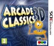 Carátula de Arcade Classics 3D - 3DS