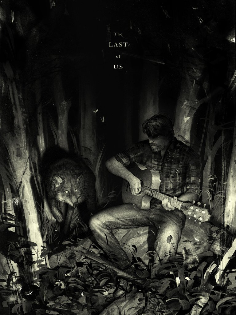 Joel protagoniza el póster de The Last of Us para el Outbreak Day