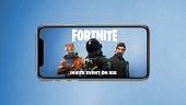 Fortnite se lanzará también en móviles