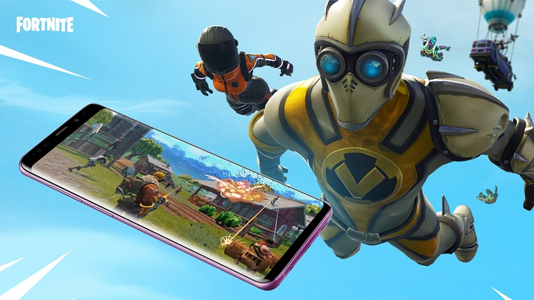 El 'port' de Fortnite para Android no estará en Google Play Store Fortnite-4631566