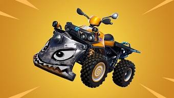 Fortnite Battle Royale presenta nuevo vehículo, el Quadcrasher
