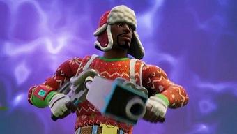 Fortnite: Sobrevive a las navidades (Battle Royale)