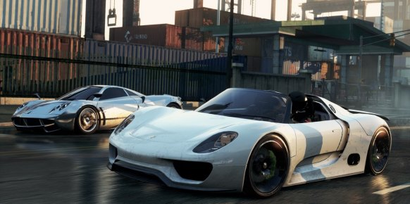Need for Speed Most Wanted: Impresiones Multijugador